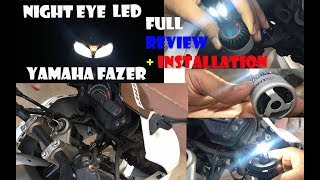 Best led headlights NIGHTEYE in hindi