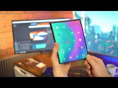 Xiaomi - Первый гибкий телефон
