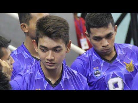 TNI AU vs SINGAPORE VC (set 1) | Livoli Divisi Utama 2019