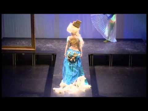 """Creation"" - HND Specialist Makeup Graduate Show 2012"