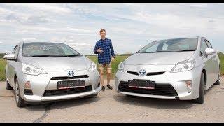 видео Обзор Тойота Приус: цена, технические характеристики и отзывы
