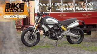 Ducati Scrambler 1100 Launch Review (Sponsored By Bike Devil)