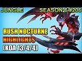 watch he video of C9 Rush - Nocturne vs Ezreal - Jungle - Highlights (Apr 14, 2016)