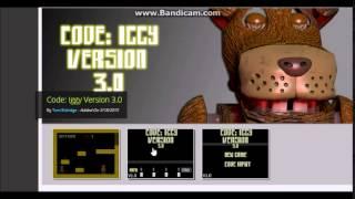 The Night Shift :Iggy Funhouse Demo  CODE:IGGY VERSION 3.0 New Link added