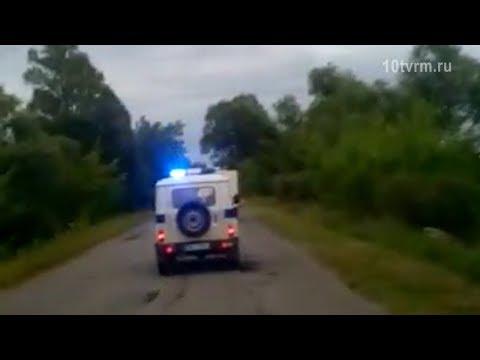 Спасение грибников в Ковылкине | Rescue Of Mushroom Pickers In Kovylkino