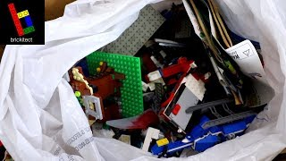 """BIG BAG OF """"LEGO'S"""" FOUND AT YARD SALE!  **ONLY $8**"""