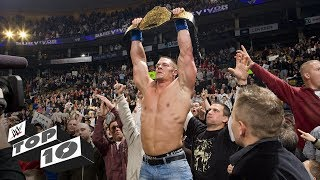 Happiest Superstar homecomings: WWE Top 10, Sept. 3, 2018