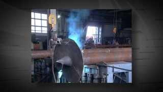 Смотреть видео завод винтовых свай