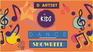 D`Artist - SHOWREEL KIDS   2020