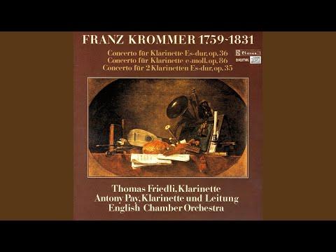 Clarinet Concerto in E Minor, Op. 86: II. Adagio