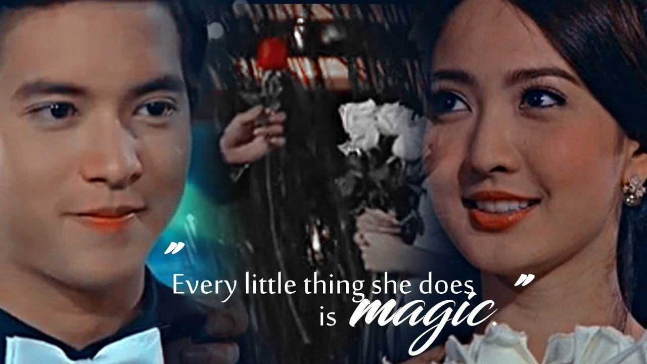 Every Little Thing She Does Is Magic James Jirayu Taew