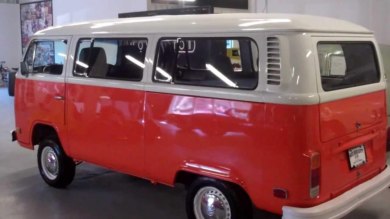Volkswagen Las Vegas >> 1973 VW Bus at Hot Rod City Las Vegas - YouTube