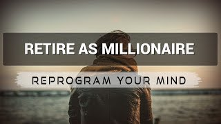 Retiring as Millionaire affirmations mp3 music audio - Law of attraction - Hypnosis - Subliminal