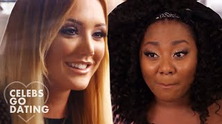Charlotte Crosby Chats About Sex with Paisley Billings' Mum?! | Celebs Go Dating