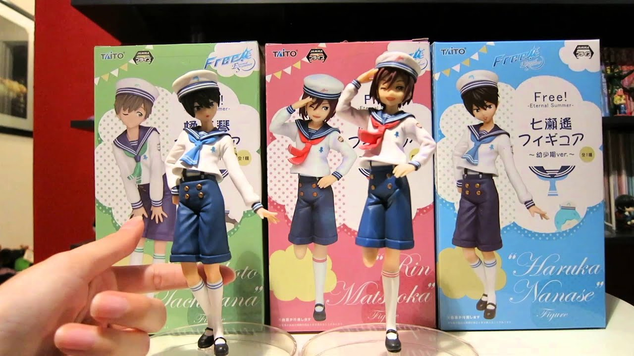 Taito free eternal summer youth version anime figure youtube voltagebd Gallery