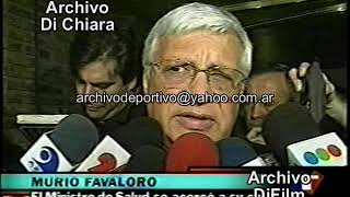 Murio Rene Favaloro 2000 DiFilm