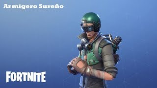 Southern Armígero / Armígero Fortnite: Saving the #171 World