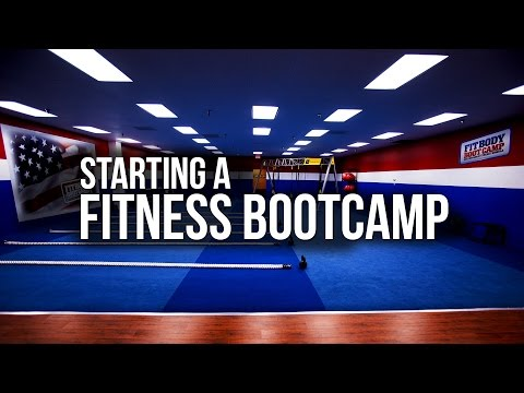 Starting A Fitness Boot Camp