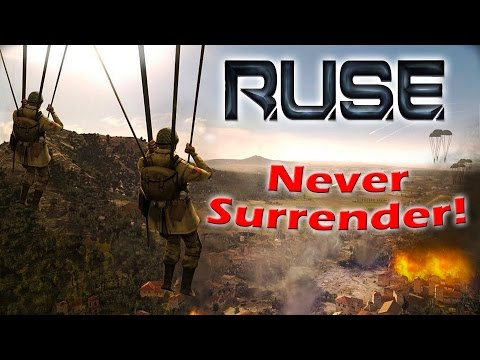 You Will NEVER Kill This Game! ➤ R.U.S.E Multiplayer Gameplay!