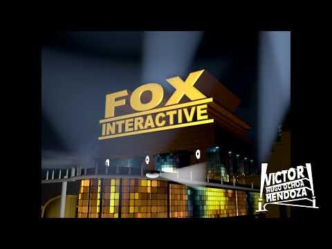 Fox Interactive logo 2002 remake (2018 UPDATED)