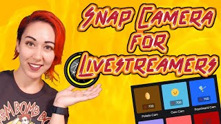 How To Use Snap Camera On Your Live Stream ▹ Increase Engagement On Twitch
