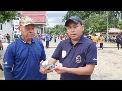 เคล็ดลับ การจับลูกเปตอง ของพี่แจ๊ค ศราวุฒิ ศรีบุญเพ็ง ,แนวคิดการฝึกตีให้แม่นยำ,Petanque Sports เปตอง