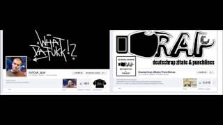 Fatcap (Rap Am Mittwoch) - Exlusive 16er (Deutschrap Zitate/Punchlines)