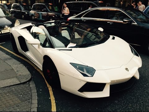 Supercars + Classics in London August 22nd 2015 - Stavros969