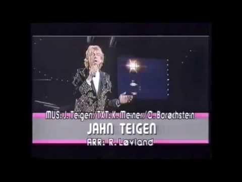 Jahn Teigen - Optimist Melody Grand Prix Version