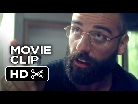 Ex Machina Movie CLIP - Was Ava Programmed to Flirt? (2015) - Oscar Isaac Sci-Fi Movie HD