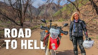 The ROAD TO HELL on a Honda CRF250L 🇿🇦[S5 - Eps. 23]