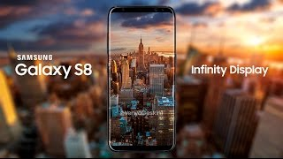 Official Galaxy S8 / S8+ : 5 AWESOME New Features!