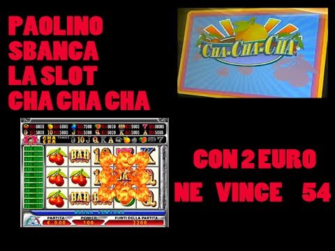 Slot Machine Cha Cha Cha