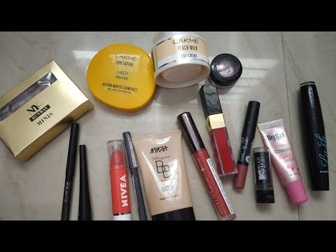 Travel makeup kit - Basic thumbnail