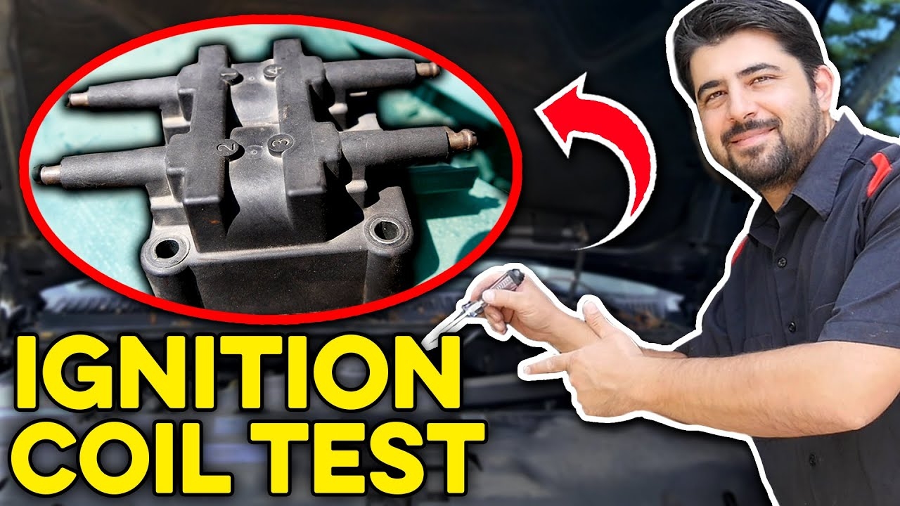 How to Test an Ignition Coil Pack - Best Testing Procedure - YouTube