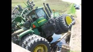tractor bloopers !