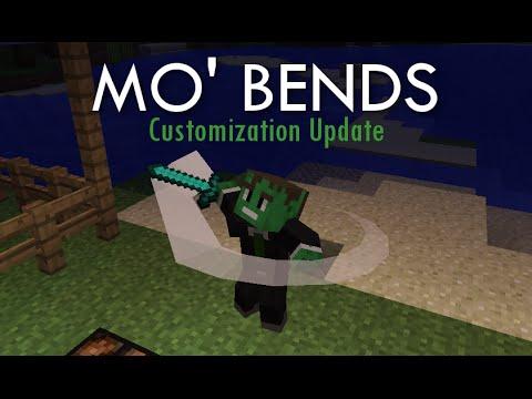 скачать мод на Mo Bends - фото 9