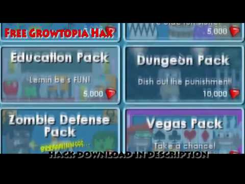 Growtopia gem hack for PC and MAC 2017 NEW!!!