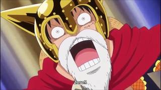 Video Zoro vs. Issho Fujitora (One Piece Ep. 662, Eng. Subbed- HD) download MP3, 3GP, MP4, WEBM, AVI, FLV Agustus 2018