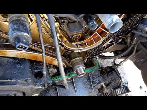 Detailed video how to replace BMW timing chain guides