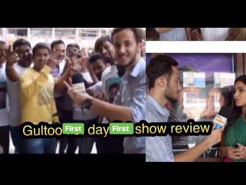 Bangalore crazy Reaction On gultoo movie | interview with Sonu Gowda & Naveen Shankar | gultoo
