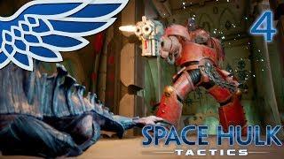 SPACE HULK TACTICS | Tactical Dreadnought Part 4 - Warhammer 40k Space Hulk Let