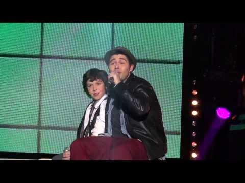 Léo Rispal et Gary Fico : Le Même que Moi - Concert Pop's Cool à la Cigale - 3 nov 2012
