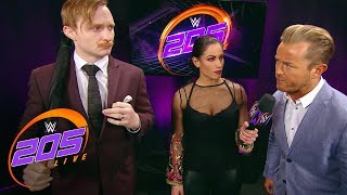 Drake Maverick tells Gentleman Jack Gallagher to lose the suit: WWE 205 Live, Feb. 13, 2018