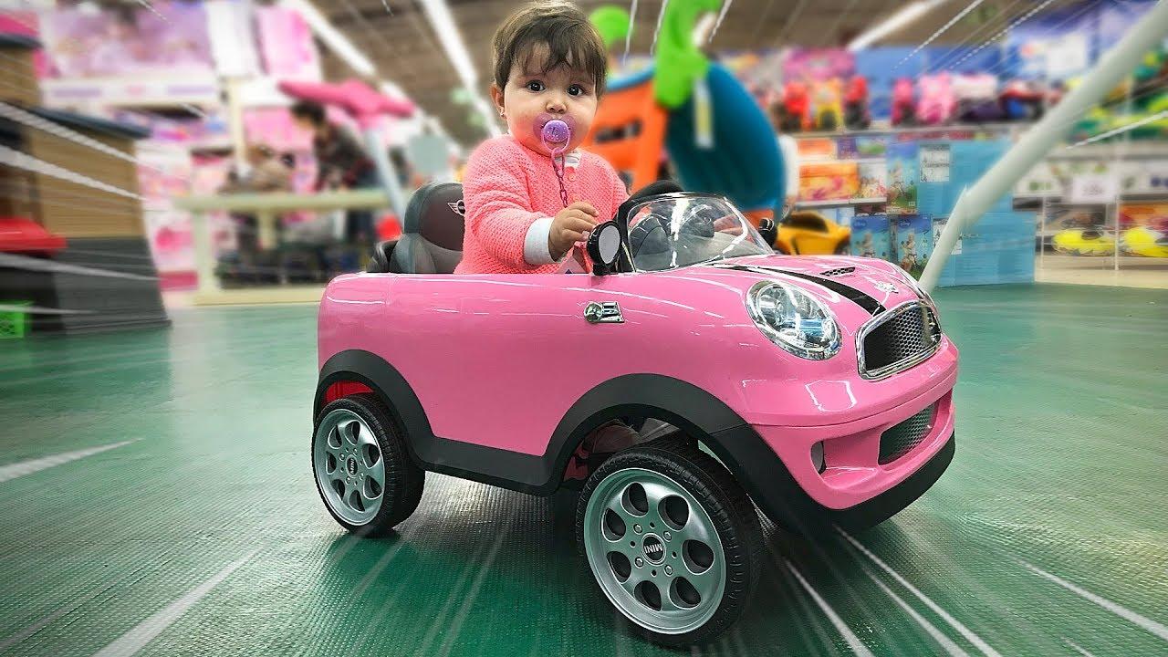 Carrinho Rosa De Beb 202 Na Loja De Brinquedos Toys R Us