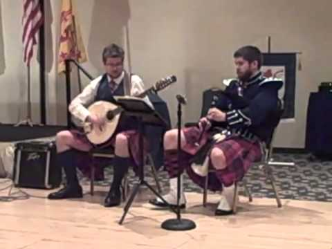 Neil Womelduff Iain McKee  KC St. Andrew Soc. Burns Night