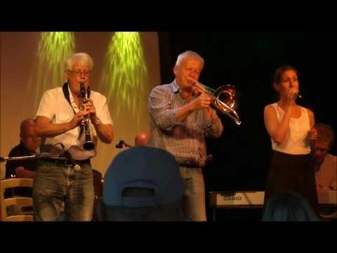 Red Wing Band med Eva-Karin Andersson, Slottsskogen 2013