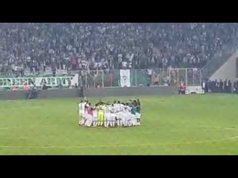 Maç sonu makara Bursaspor - Konyaspor