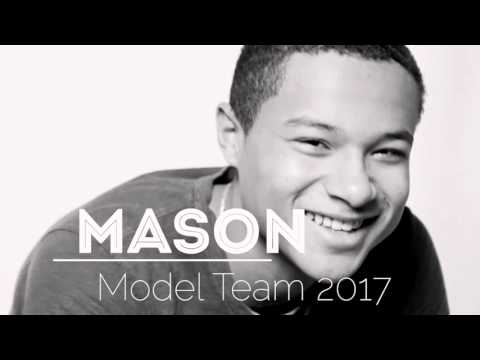 2017 Studio B Seniors Model Mason | Sumner High School