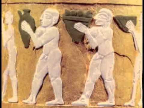 Le Vase D Uruk Un Objet Et Sa Signification 1 2 The Uruk Vase An